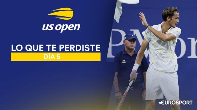 US Open 2019, lo que te perdiste anoche: De la euforia de De Miñaur al tremendo enfado de Medvedev