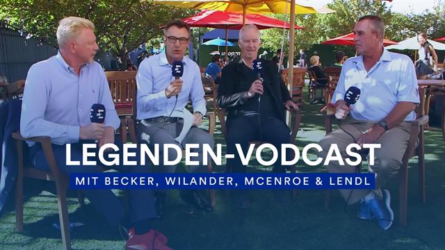 """Tennis-Legenden diskutieren: Sind die """"Big Three"""" die besten Spieler aller Zeiten?"""