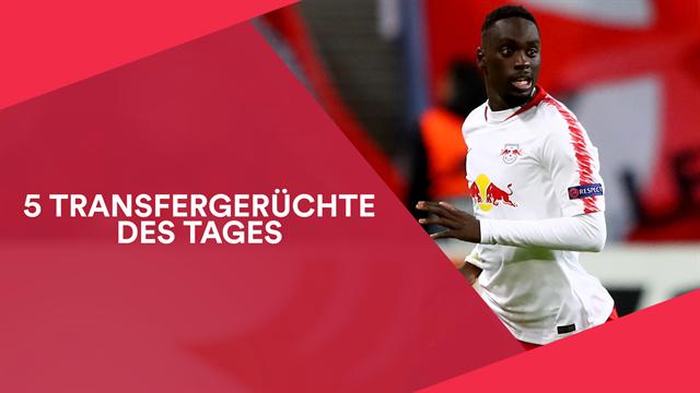 RB-Stürmer Augustin vor Last-Minute-Wechsel