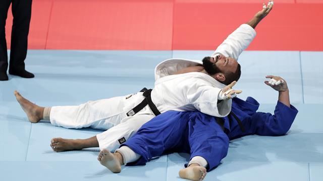 WK Judo | Roy Meyer pakt geweldige bronzen medaille
