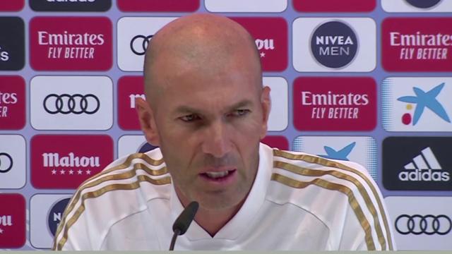 """🗣️ Zidane se harta del tema Vinicius: """"Es el futuro del Madrid"""""""