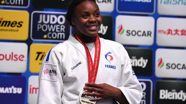 DJB-Starter verpassen weitere Medaillen, Franzosen überzeugen