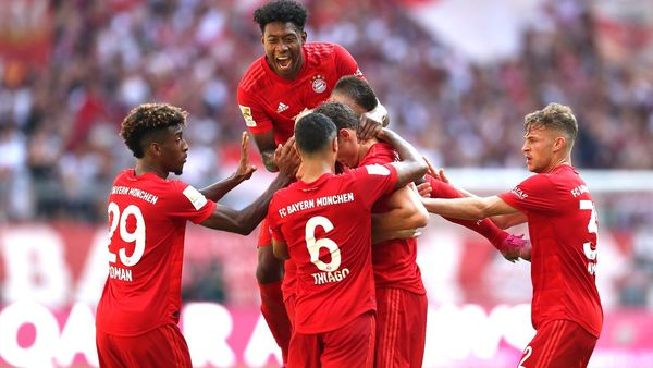 Live Fc Bayern Mainz 05 Bundesliga 31 August 2019