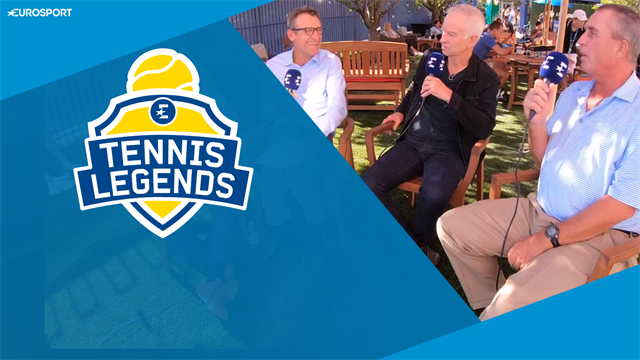 'There is an acceptance of losing' – Tennis Legends Podcast debate greatness of 'Big Three'