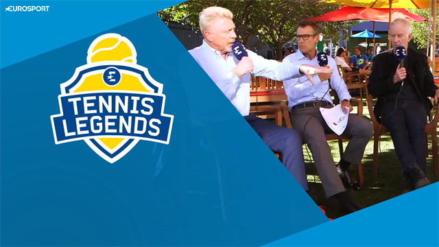 Tennis Legends Podcast undecided whether 'Big Three' are the best-ever