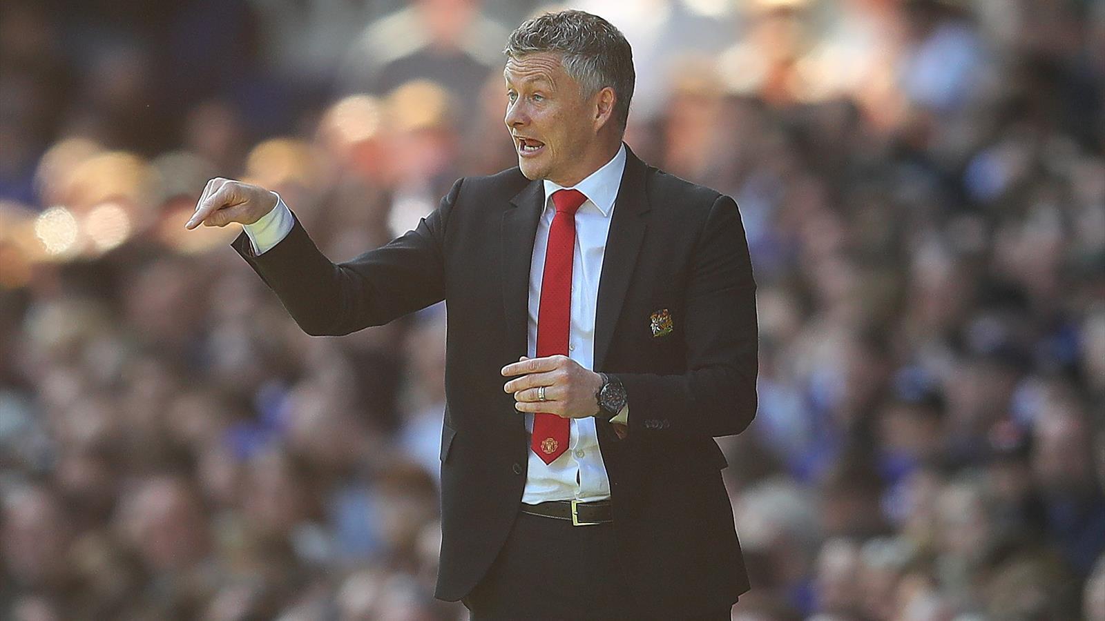 Ole Gunnar Solskjaer Labels Manchester United Players A