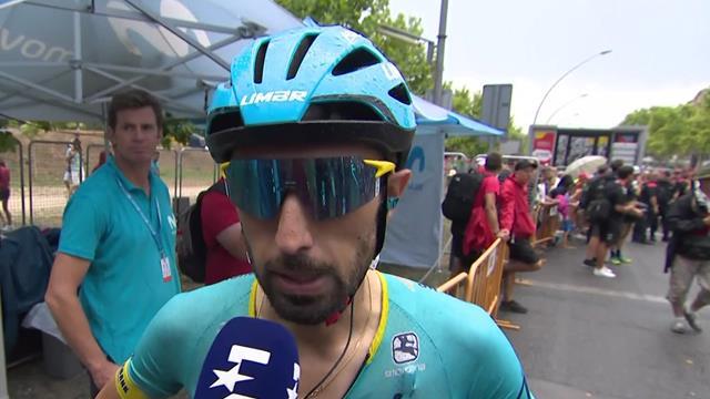 Vuelta: 5/a tappa a Madrazo,Lopez leader - Ciclismo