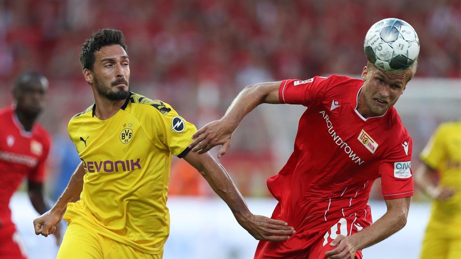 Dortmund Spiele 2020