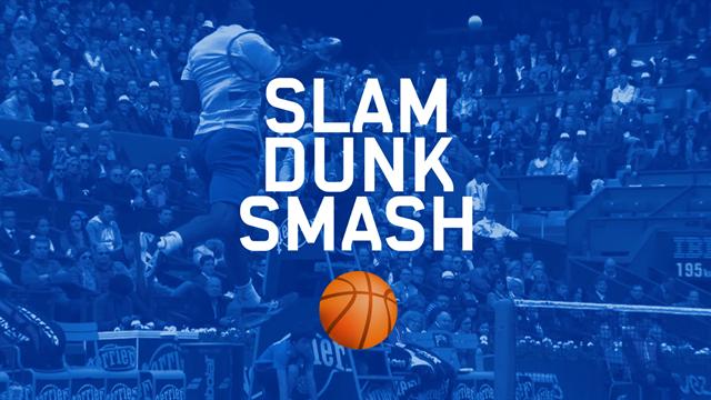 Monfils a 60 secondes pour vous expliquer... le Slam Dunk Smash