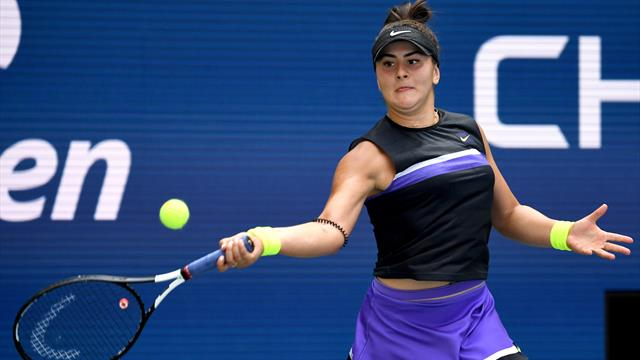 US Open Round-Up: Andreescu overpowers Wozniacki in U.S. Open third round