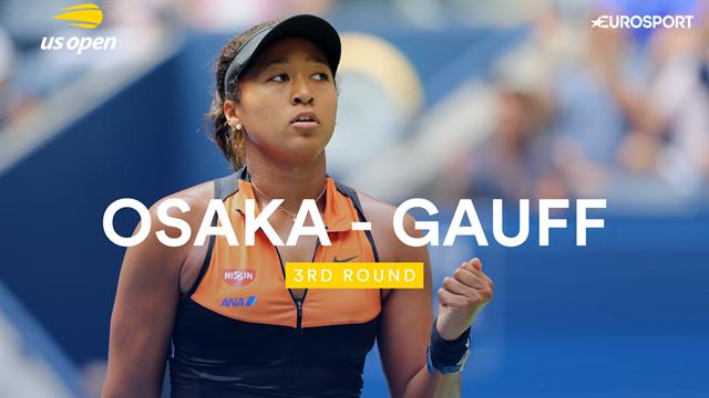 US Open 2019: Osaka vs Gauff, vídeo resumen del partido