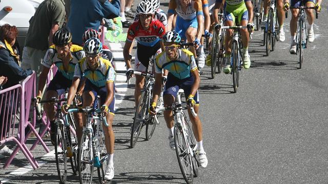 Contador en Eurosport: Alberto explica cómo atacó y desafió a Armstrong y su equipo en el Tour 2009
