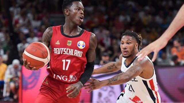 Basketballer verlieren WM-Auftakt gegen Frankreich