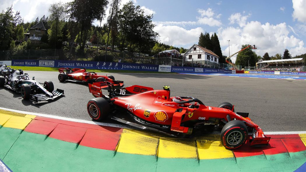 F1 news - Maiden win for Charles Leclerc at emotional