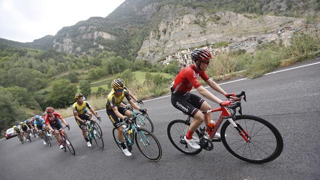Vuelta- Etappen: Anstiege, Bergwertungen und Profile