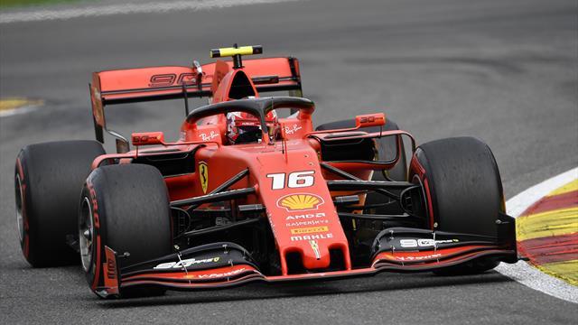 Wieder vor Vettel: Leclerc lässt auch im 2. Freien Training die Muskeln spielen