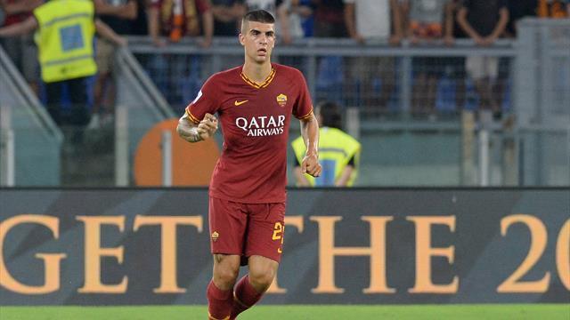 Roma, infortunio in Nazionale per Mancini: il difensore ritornerà nella capitale