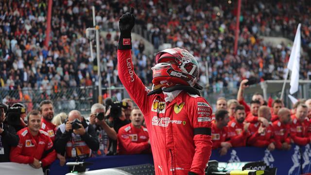 """""""Das ist für dich"""": Leclerc feiert Premieren-Sieg für toten Freund"""