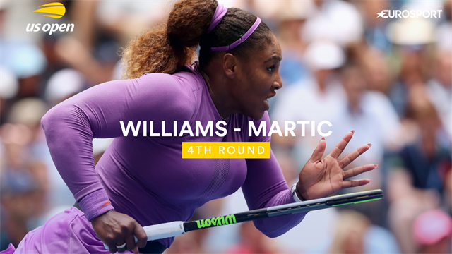 S. Williams - Martic : Les temps forts