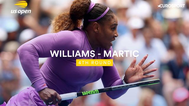 US Open 2019: Serena Williams vs Petra Martic, vídeo resumen del partido