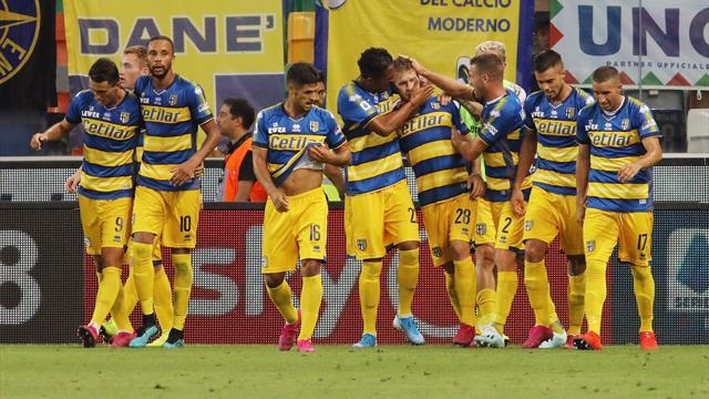 Lazio-Parma: probabili formazioni e statistiche