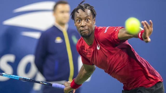 US Open, Gael Monfils qualifié pour les quarts de finales