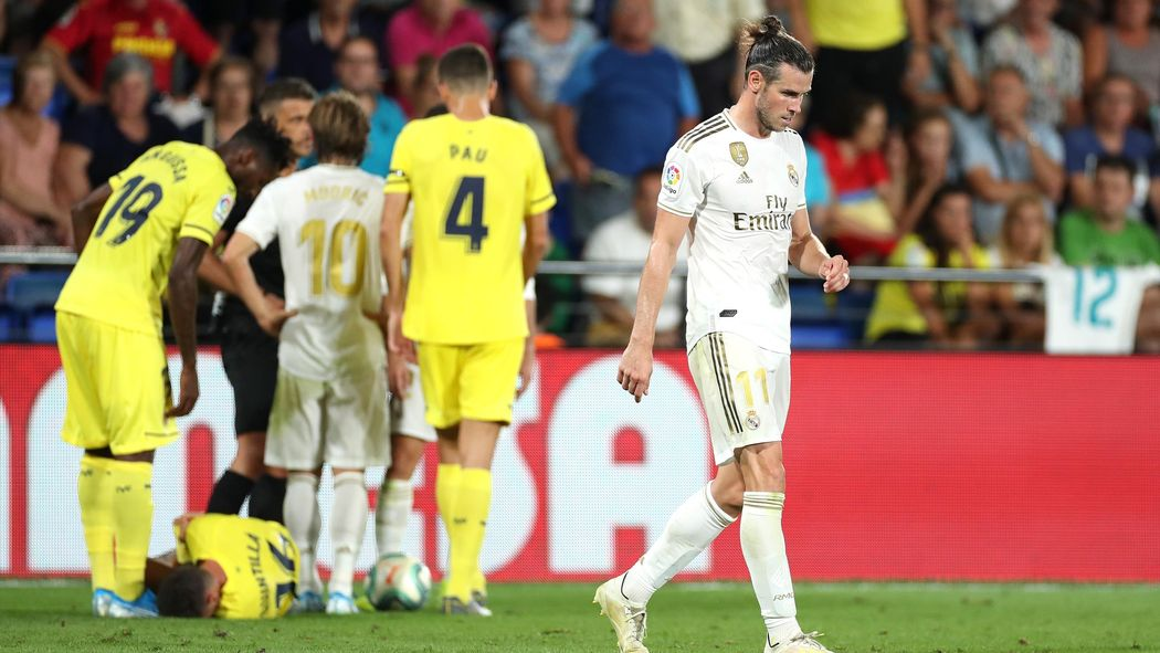 Partite Real Madrid Calendario.Bale Doppietta Ed Espulsione Il Real Madrid Pareggia 2 2 A