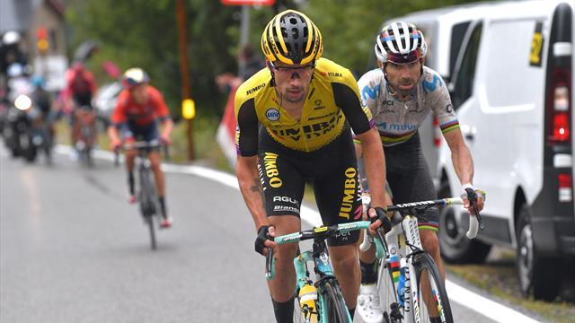 Roglic c'è per la roja, Pogacar sarà un fenomeno: le 3 verità della prima settimana della Vuelta