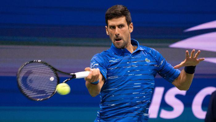Tennis news - Novak Djokovic p...