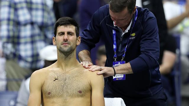 Rätselraten um verletzte Schulter - jetzt spricht Djokovic