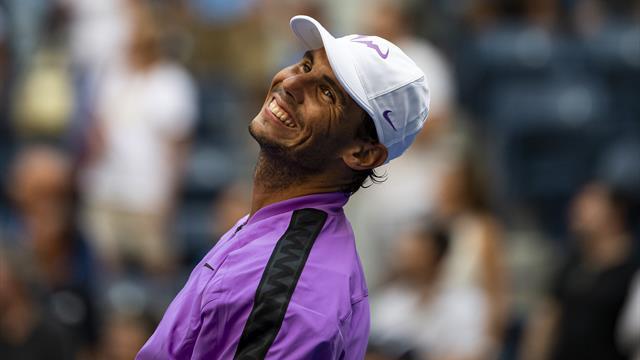 US Open Day Eight Order of Play: Naomi Osaka, Rafa Nadal headline