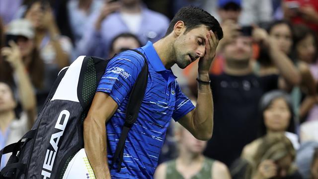 Un arrêt plus long que prévu pour Djokovic ?