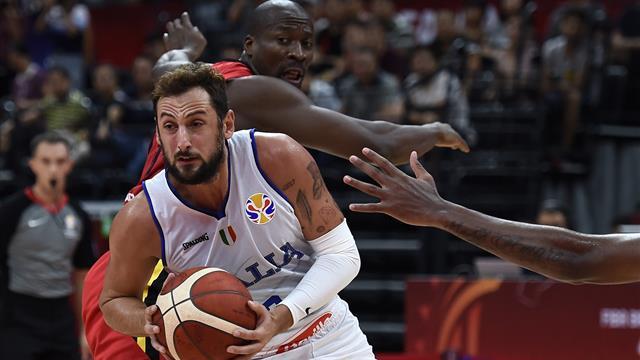 """Sacchetti: """"Con la Serbia capiremo di che pasta siamo fatti"""", Belinelli: """"La vittoria fa bene"""""""