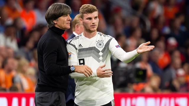 """""""Bin kein Angsthase!"""" Löw riet Werner zum Verbleib bei RB"""