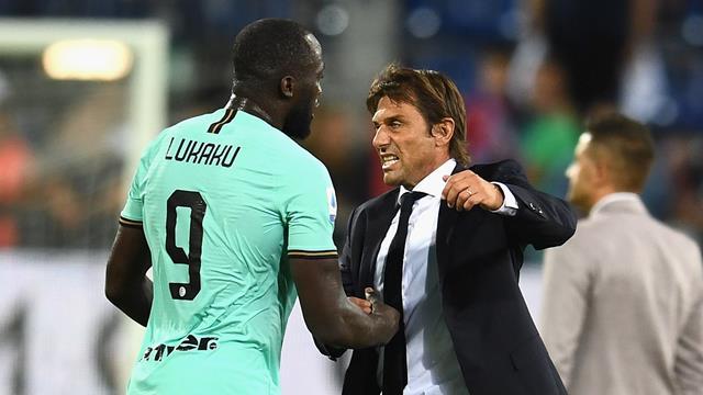 Conte on racist abuse of Lukaku – 'it has happened too often'