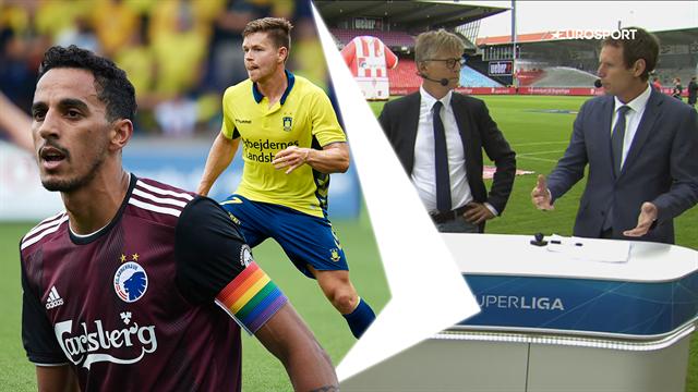 Bruun og Povlsen uenige: Hvem er de fem bedste spillere i Superligaen?