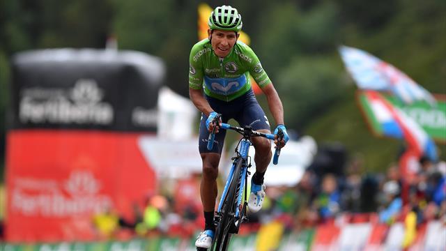 Le Tour de France et les JO en ligne de mire pour Quintana