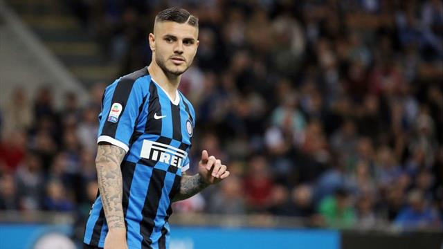 Inter forward Icardi joins PSG on one-year loan