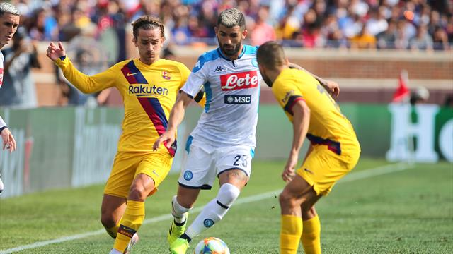 """Hysaj resta al Napoli, l'agente: """"Abbiamo trattato con la Juve, ma hanno preso Danilo"""""""