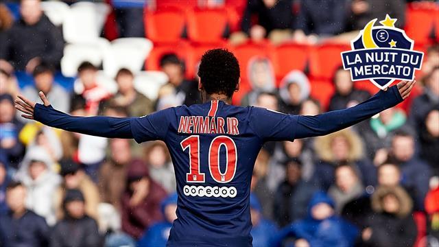 """""""Neymar pourra réussir sa réhabilitation en Ligue des Champions"""""""