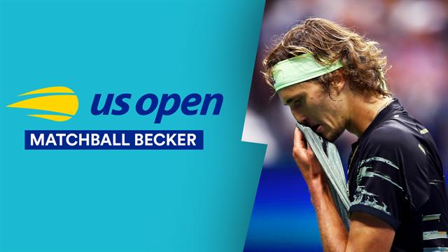 """Becker kritisiert Zverev: """"Hat sich in den letzten 18 Monaten nicht verbessert"""""""