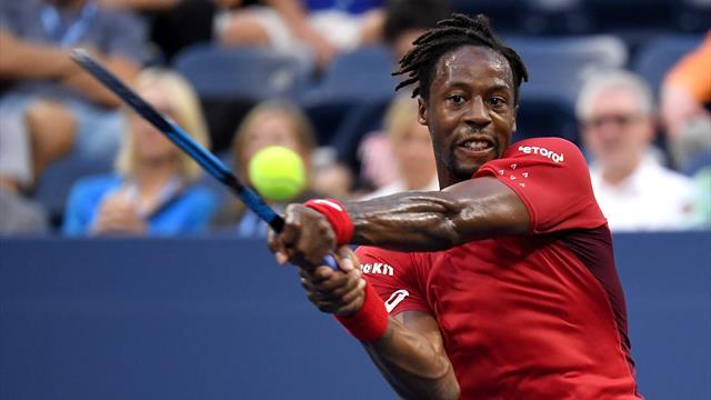 Monfils rompt sous les coups de Berrettini — US Open