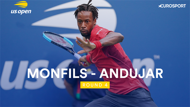 US Open 2019: Andújar se cruzó con la mejor versión de Monfils