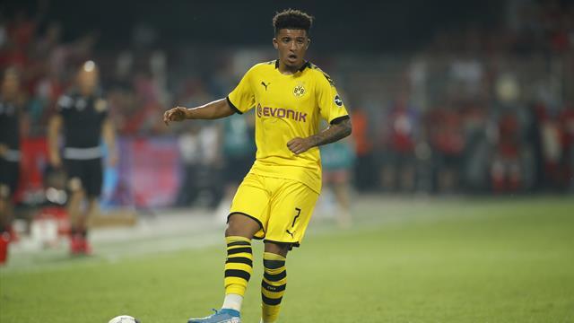 Sancho soll bei Manchester United neue Ära prägen