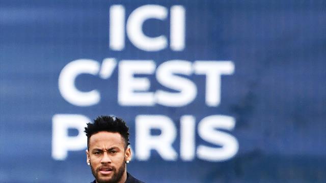 Neymar est de retour !