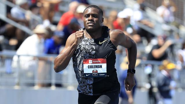 """Coleman : """"Je n'ai jamais été contrôlé positif et ça n'arrivera jamais"""""""