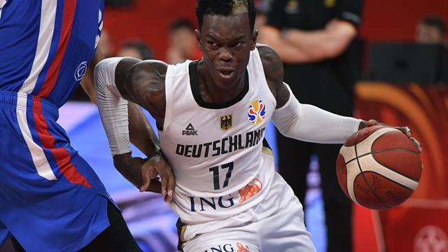 Deutsche Basketballer verpassen zweite WM-Runde