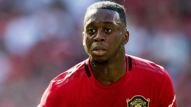 Wan-Bissaka out of England squad with back injury