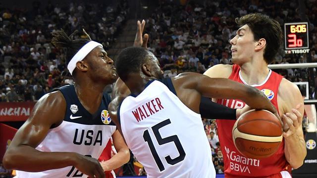 Overtime-Krimi! Team USA zittert sich gegen Türkei weiter