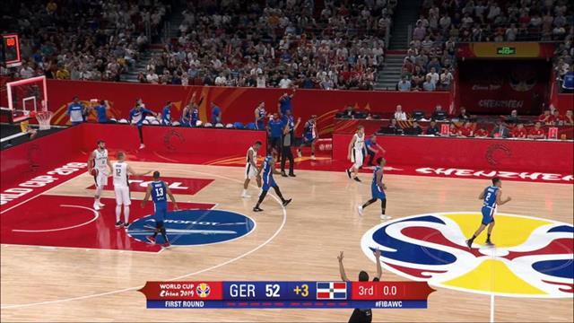Vorrunden-Aus! So blamierten sich die deutschen Basketballer